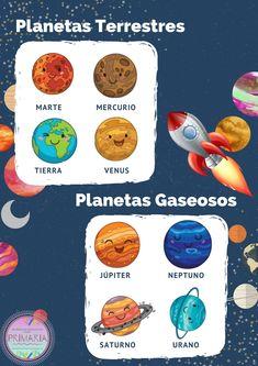 Solar System For Kids, Kids Education, Homeschool, Montessori, Anton, Earth, Science, Modern Physics, Virtual Class