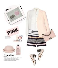 """""""Freedom ."""" by gul07 ❤ liked on Polyvore featuring River Island, Raoul, Carven, Gucci, Chanel, Accessorize, philosophy, Lancôme and ArteHouse"""