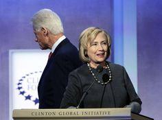 BillHillaryClinton.jpg - Washington Times