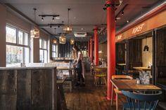 Latest entries: Absurd Bird (Spitalfields) (London, UK), Multiple Restaurant