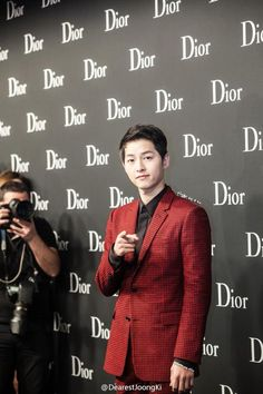 Song joong ki, Dior