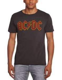 Amplified Men's ACDC Logo Crew Short Sleeve T-Shirt, Grey (Charcoal), Small Amplified http://www.amazon.co.uk/dp/B008RAPXD4/ref=cm_sw_r_pi_dp_O6pMwb1A7G4MR