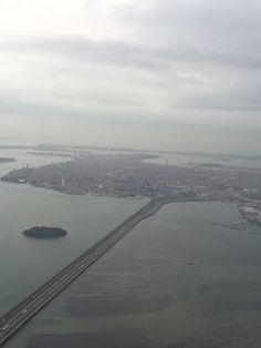 Aterrizando: Venecia 2016, en el 19 Aniversario de casados