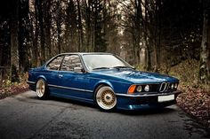 BMW E24 | BBS Wheels