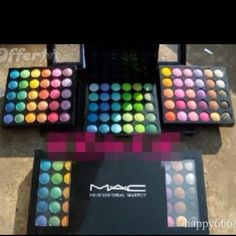Eyeshadow for a lifetime! I will own this one day!!!