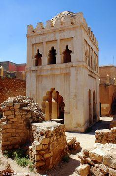 Monument Historique Koba Marrakech : Maroc