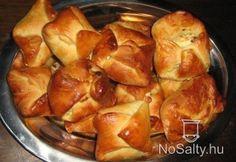 Kelt túrós batyu 6. Pretzel Bites, Potatoes, Bread, Vegetables, Food, Vegetable Recipes, Eten, Veggie Food, Potato