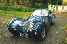 Amazing car- Devaux Coupe | Car Tuning and Modified Cars News