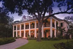 Your Very Own Southern Plantation Home - 42156DB | 1st Floor Master Suite, Bonus Room, Butler Walk-in Pantry, CAD Available, Corner Lot, Den-Office-Library-Study, Elevator, In-Law Suite, Luxury, Media-Game-Home Theater, Multi Stairs to 2nd Floor, PDF, Photo Gallery, Plantation, Premium Collection, Southern | Architectural Designs