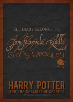 ;; book two {harry potter}