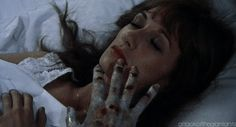 'A new look at the face of evil' Shock – original title: Schock; also released as Beyond the Door II – is a 1977 Italian horror film directed by Mario Bava (Blood and … The Babadook, Mario, Horror, Face, Movies, Films, The Face, Cinema, Movie