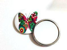Hermosos #espejos para las amantes de #desigual #espejo #moda estilo #in #accesorios #estilo #caracas #ccs #venezuela #vzla #bisuteria #fashion #miss #in #mujer #mujeres www.gscmoda.com #NICOLELEE #nicolelee #nicolee #lee  #mariposa #mariposas