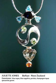 Soul Necklace belonging to Juliette Jones