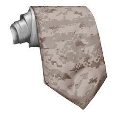 U.S. Marine Corps Marpat Desert Camouflage Neckwear