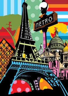 Check out some paintings of artworks by the Brazilian plastic artist Lobo. With his vibrant style in Pop Art, the artist Lobo has been conquering Brazil. Paris Kunst, Paris Art, Arte Pop, Pop Art Drawing, Art Drawings, Cuadros Pop Art, Art Parisien, Desenho Pop Art, Tableau Pop Art