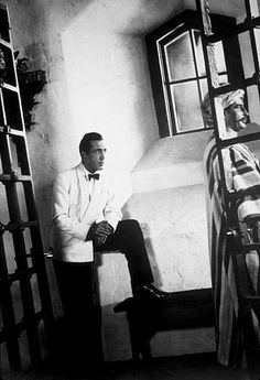 For formalwear, I feel that men really only need look to two for inspiration. Humphrey Bogart is one of them.