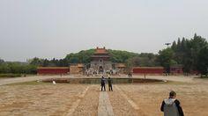 tombeau Ming, Zhongxiang
