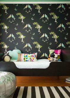 Wallpaper by Nina Campbell
