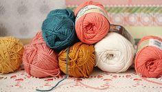 yarn-pretty colors