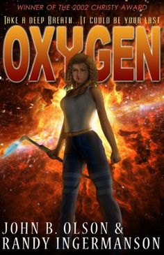 Oxygen: A Science Fiction Romantic Suspense Space « Library User Group