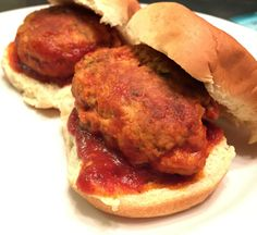 These easy and delicious Italian Meatball Sliders are a great addition to any tailgate party.