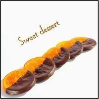 Γλυκές Τρέλες: Φέτες πορτοκαλιού με σοκολάτα!