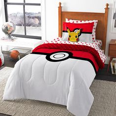 Pokémon Bedding-In-A-Bag