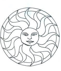Litha Sun Summer Solstice