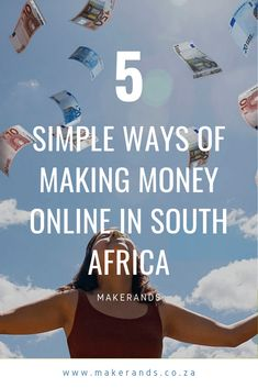 Making money online in South Africa is what a lot of people crave for, the problem is that no one is willing to work hard to make money online as they think making money online in South Africa is an easy task. Make Money Now, Make Money Blogging, Make Money Online, Blog Online, Online Jobs, Marketing Program, Affiliate Marketing, Editing Skills, How To Start A Blog