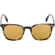 5037bb93e3 Oliver Peoples  LA Coen Sun  sunglasses ( 450) ❤ liked on Polyvore