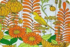 Stoffprinzessin | Blumenwiese Herbst *0,5m* | Bring Farbe in dein Leben!