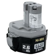 Makita 14.4-Volt Ni-MH 2.6 Ah Pod Style Battery