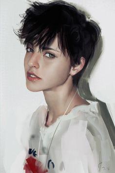 you so beautifulllllllll, fang xinyu on ArtStation at https://www.artstation.com/artwork/you-so-beautifulllllllll