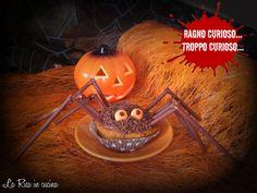 Ragno di Halloween ecco la ricetta sul mio Blog La Rica in cucina , vi aspetto con altre ricette orride per la festa di Halloween!!! http://blog.giallozafferano.it/ricaincucina/ragno-di-halloween/