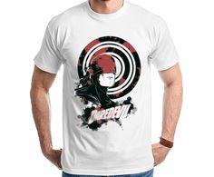 Daredevil - Justice is Blind Tshirt Camiseta Camisa Tee