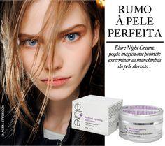 Você já conhece o Elure Night Cream, produto que promete acabar com as manchinhas da pele?