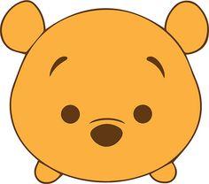 Pooh Tsum Tsum | The Craft Chop