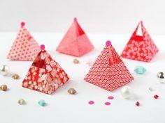 DIY ballotins surprises en origami • Hellocoton.fr
