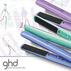 Dressed in Pastel – Limited Edition ghds! #ghdpastels MUST HAVE THE JADE <3 GORGEOUS BEYOND COMPARE!