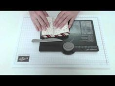Heikes Kartenwerkstatt - Workshop-Video Envelope Punch Board - YouTube