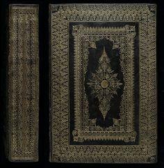 English fine binding, 17th century | Flickr - Photo Sharing!