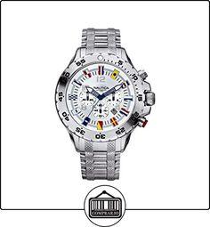 ORIGINAL NAUTICA NST CHRONO FLAG WATCH A29513G de  ✿ Relojes para hombre - (Gama media/alta) ✿