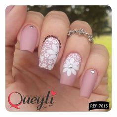 f Fancy Nails, Trendy Nails, Love Nails, Diy Nails, Cute Acrylic Nails, Acrylic Nail Designs, Nail Art Designs, Fabulous Nails, Gorgeous Nails