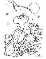 Kids-n-fun   77 coloring pages of 101 Dalmatians