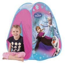 RZOnlinehandel - Zelt Pop-up Frozen 75144 Best Tents For Camping, Tent Camping, Tent Reviews, Pop Up Tent, Go Outdoors, Birthday Crafts, Disney Frozen, Baby Car Seats, Toddler Bed