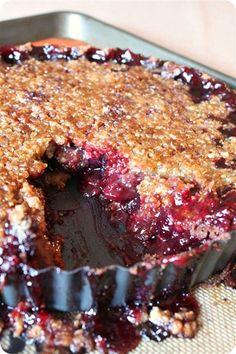 Homemade Cherry Pie with Chocolate Crust #cherryrecipes