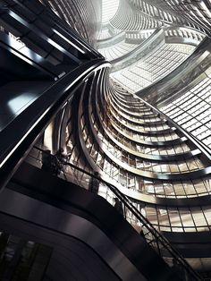 004-Leeza Soho, Beijing by Zaha Hadid Architects