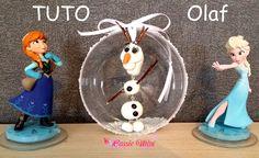 [ TUTO ] Olaf le bonhomme de neige en polymère