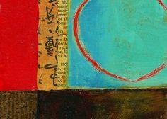 Jane Davies Painting - Teeny Tiny Art By Jane Davies & jane davies gemälde - teeny tiny art von jane davies Surrealista; Mixed Media Collage, Collage Art, Collage Design, Collage Ideas, Mix Media, Jane Davies, Canvas Art, Canvas Prints, Art Prints