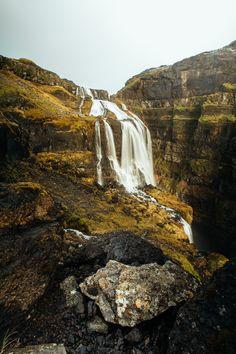 https://flic.kr/p/NTGorp   Glymur, Iceland